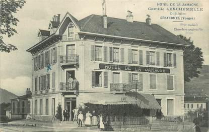 """CPA FRANCE 88 """"Gérardmer, Hotel de la Jamagne"""""""