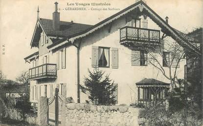 """CPA FRANCE 88 """"Gérardmer, Cottage des Sorbiers"""""""