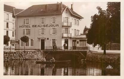 "CPA FRANCE 88 ""Gérardmer, Hotel Beau Séjour"""