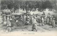 "Algerie CPA ALGERIE ""Blida, le marché arabe"""