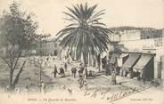 """Algerie CPA ALGERIE """"Bone, un quartier de Mozabites"""""""