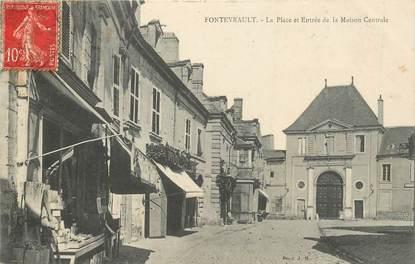 """CPA FRANCE 49 """"Fontevrault"""""""