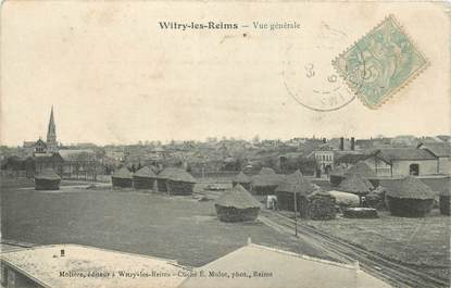 "CPA FRANCE 51 ""Witry les Reims"""