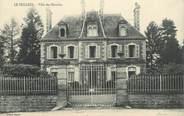 "50 Manche CPA FRANCE 50 ""Le Teilleul, Villa des Houches"""