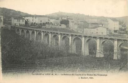"""CPA FRANCE 06 """"La Colle sur Loup"""""""
