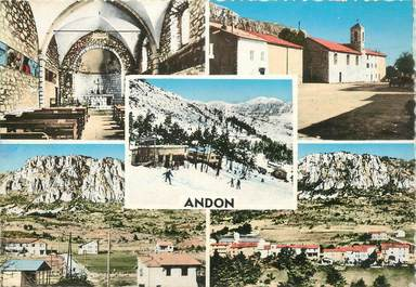 """CPSM FRANCE 06 """"Andon"""""""