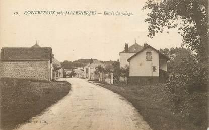 """CPA FRANCE 45 """"Ronceveaux près Malesherbes"""""""