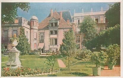 "CPA FRANCE 03 ""Vichy, le Pavillon Sévigné"""