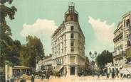 "03 Allier CPA FRANCE 03 ""Vichy, Place Victor Hugo"""
