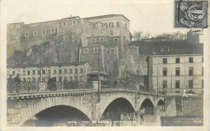 """CPA FRANCE 69 """"Lyon, Pont de Serin"""""""