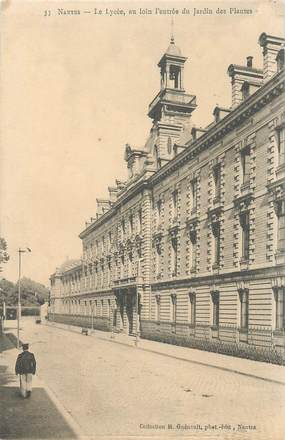 "CPA FRANCE 44 ""Nantes,le Lycée"" / COLLECTION R. GUENAULT"