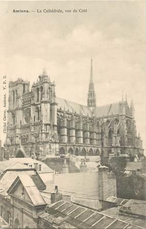 """CPA FRANCE 80 """"Amiens, Cathédrale, les Orgues"""" / EDITEUR V.P. PARIS"""