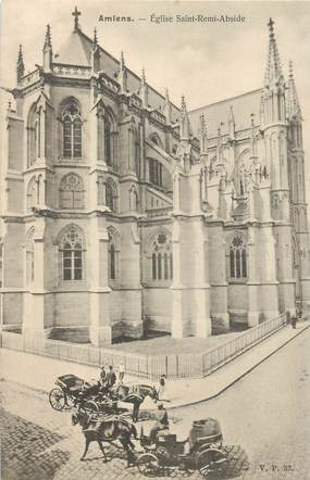 "CPA FRANCE 80 ""Amiens, Eglise Saint Rémi"" / EDITEUR V.P. PARIS"
