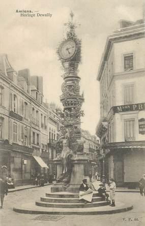 "CPA FRANCE 80 ""Amiens, L'Horloge Dewailly"" / EDITEUR V.P. PARIS"