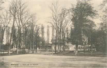 """CPA FRANCE 80 """"Amiens, Parc de la Hotoie"""" / EDITEUR V.P. PARIS"""
