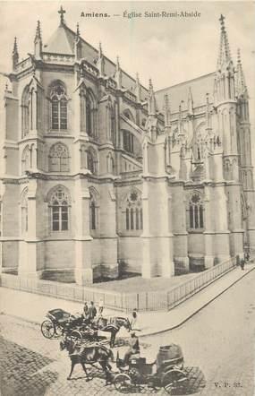 "CPA FRANCE 80 ""Amiens, Eglise Saint Remi"" / EDITEUR V.P. PARIS"