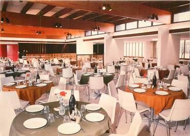 """CPSM FRANCE 83 """"Hyères, salle de restauration Village Vacances Famille"""""""