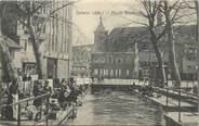 """68 Haut Rhin CPA FRANCE 68 """"Colmar, Place Sinnbach"""""""