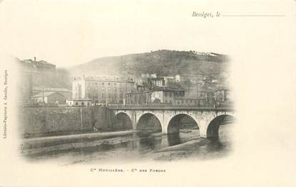 "CPA FRANCE 30 ""Bessèges"""