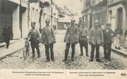 """02 Aisne CPA FRANCE 02 """"Soissons, Prisonniers après le bombardement"""""""