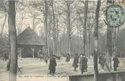 """94 Val De Marne CPA FRANCE 94 """"Bois de Vincennes, joueurs de boules"""""""