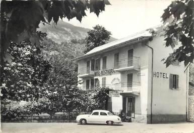 """CPSM FRANCE 06 """"Péone, Hotel du Col de Crous"""""""