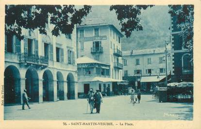 "CPA FRANCE 06 ""Saint Martin Vésubie"""