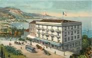 """Europe CPA MONACO """"Monte Carlo, Hotel d'Albion"""""""