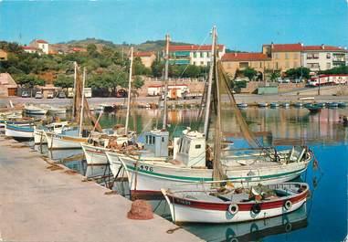 """/ CPSM FRANCE 83 """"Carqueiranne, le port"""" / BATEAU"""
