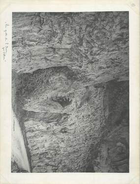 """PHOTO ORIGINALE FRANCE 07 """"La Grotte de l'Ourse"""""""