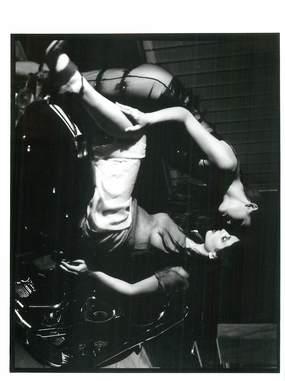 PHOTO ORIGINALE NU / FEMME