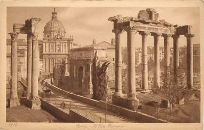 """CPA ITALIE """"Rome"""" / Ed. Lehnert & Landrock"""