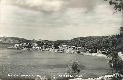 "CPA ESPAGNE ""San Telmo, Mallorca"""