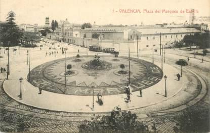"""CPA ESPAGNE """"Valence"""""""