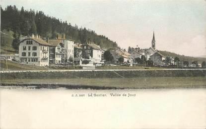 """CPA SUISSE """"Le Sentier, Vallée de Joux"""""""