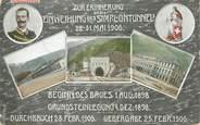 "Suisse CPA SUISSE ""Tunnel du Simplon"