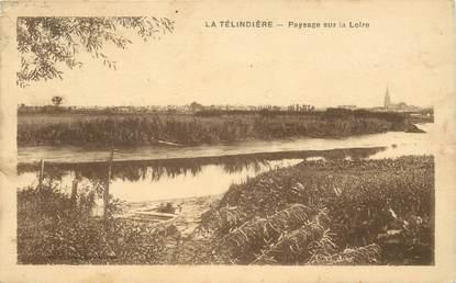 """CPA FRANCE 44 """"La Télndière"""""""