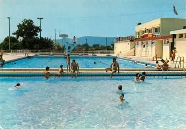 """/ CPSM FRANCE 83 """"Le Luc en provence, la belle piscine"""""""