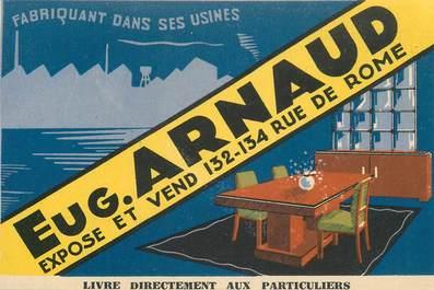 """CPA FRANCE 13 """"Marseille, Fabricant de meubles aux particuliers"""""""
