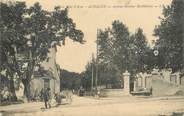 """13 Bouch Du Rhone CPA FRANCE 13 """"Aubagne, avenue docteur Barthélémy"""""""