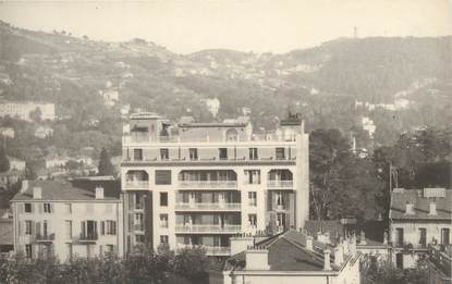 "CARTE PHOTO FRANCE 06 ""Cannes, Villa Palais Meurice, 58 bld Carnot"""