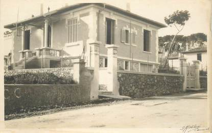 "CARTE PHOTO FRANCE 06 ""Cannes, villa Marcelita"""