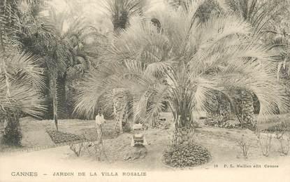 "CPA FRANCE 06 ""Cannes, Villa Rosalie"""