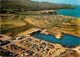 """83 Var / CPSM FRANCE 83 """"Grimaud"""" / CAMPING"""