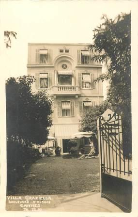 """CPA FRANCE 06 """"Cannes, Villa Graziella, bld d'Alsace"""""""