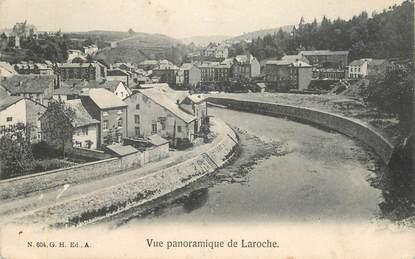 """CPA  BELGIQUE """"Vue panoramique de Laroche"""""""