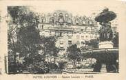 "75 Pari CPA FRANCE 75002 ""Paris, Hotel Louvois"""