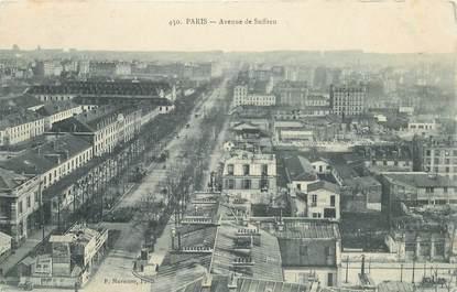 """CPA FRANCE 75007 """"Avenue de Suffren"""""""