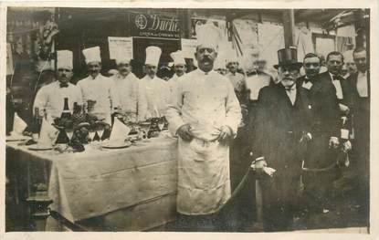 """CARTE PHOTO FRANCE 75007 """"Paris, Exposition culinaire et Gastronomique à Magic City, 1927"""""""