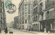"""75 Pari CPA FRANCE 75015 """"Paris, les maisons ouvrières de la rue de l'Amiral Roussin"""""""